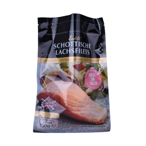 400g Customized High Quality Biodegradable Vacuum Bag Flat Bag Pouch For Meat Manufacturer in China