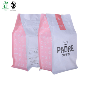 Certificated Food Grade Square bottom Doypack with Custom Print and Resealable Zip Bulks Production Factory From China