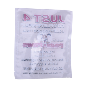 Printed 3 Side Seal Nylon Vacuum Bag Meat Packaging