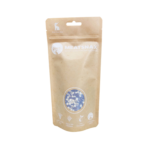 Biodegradable Standup Pet Food Packaging Bag with Window