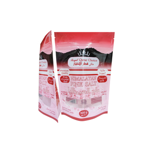 Plastic Recyclable Stand Up Bag For Food Supplements Powder Packaging