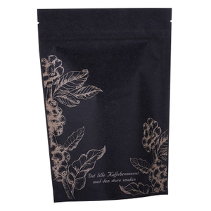 Eco-Friendly High Barrier Stand Mint Tea Package Bag Wholesale