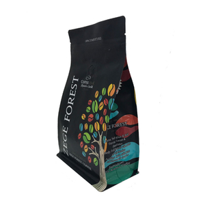 Aluminum Laminated Foil Pouch Coffee Bag