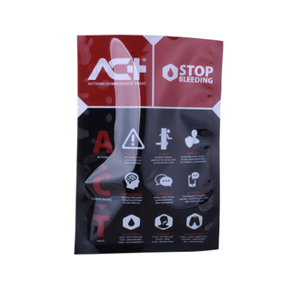 OEM Production Customized Beef Jerky Packaging Bag Suppliers