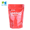Eco Friendly Food Packaging Pouches Bags with Logo