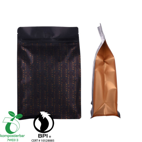 Laminated Material Flat Bottom Raw for Plastic Bag Supplier From China