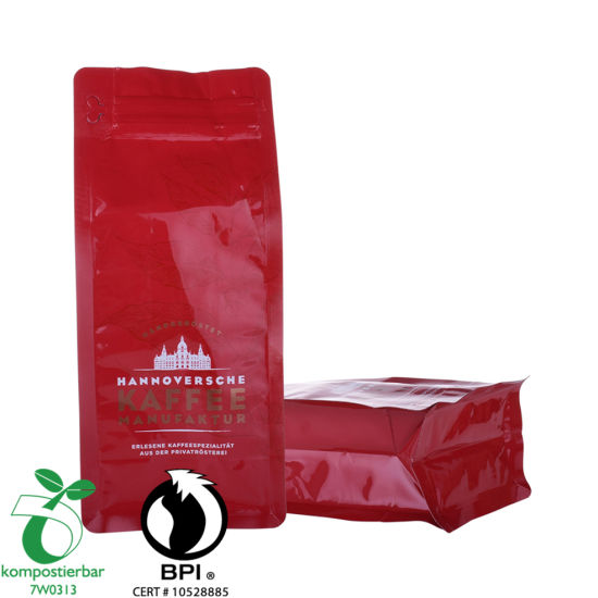 Laminated Material Side Gusset Compostable Plastic Packaging Supplier From China