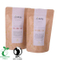 Recyclable Clear Window Zip Lock Coffee Bag Wholesale From China