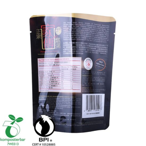 Ziplock Compostable Eco Friendly Package Wholesale From China
