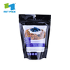 Eco-Friendly Zipper Stand up PLA Food Bag 100% Biodegradable Packaging Bag Pouch