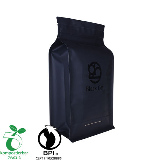 Zipper Box Bottom Eco Fruit Bag Manufacturer China