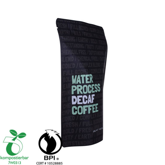 Wholesale Stand up Biodegradable Plastic Bag Compostable Supplier From China