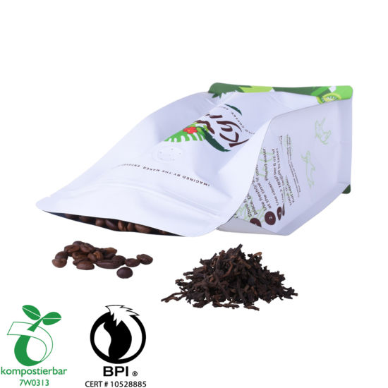 Eco Box Bottom Organic Empty Tea Bag Wholesale From China