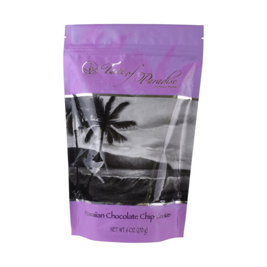 Compostable Customized Design Full Color Printing Packaging Pouch Biodegradable Plastic Bags for Salt