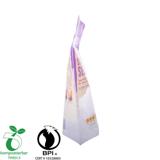 Recycle Doypack Starch Carry Bag Factory in China
