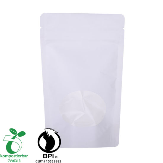 Eco Degradable Stand up Pouch for Tea Wholesale From China