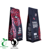 Bio Plastic Resealable Coffee Packaging Bags Purse Supplies Wholesale