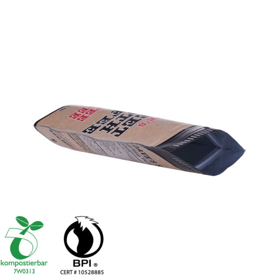 Recycle PLA and Pbat Types of Coffee Packaging Factory China